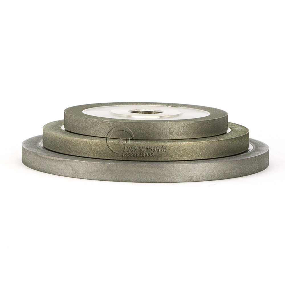 平行電鍍金剛石砂輪  100D/125D/150D/180D 3