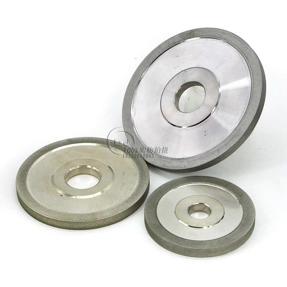 平行電鍍金剛石砂輪  100D/125D/150D/180D 4