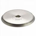 多弧電鍍磨槽砂輪 175D*1
