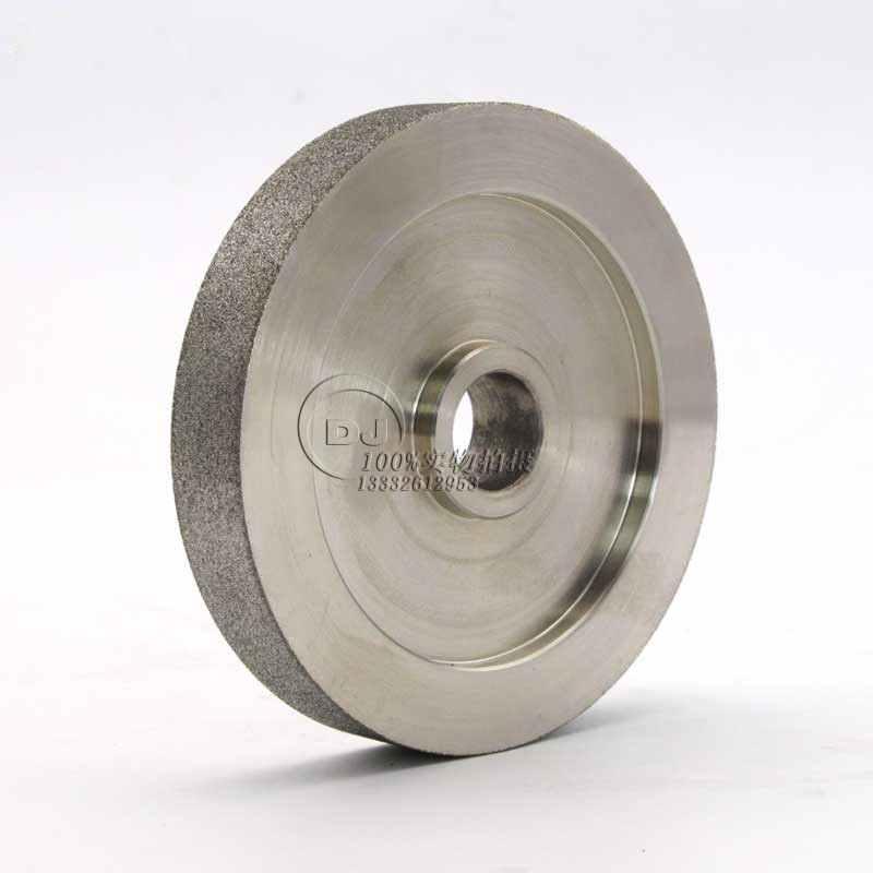 14A1U耐磨金剛石砂輪150D*18T*25.4H 1
