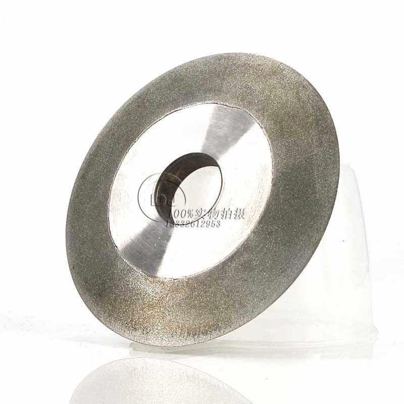 雙斜邊電鍍金剛石砂輪 4