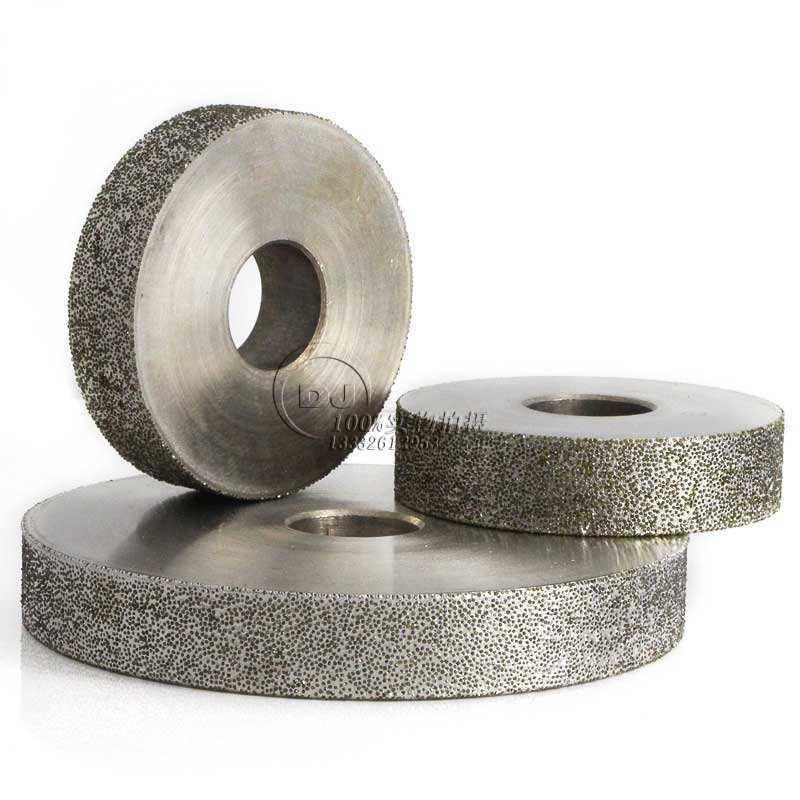 粗砂平行電鍍磨邊輪 2