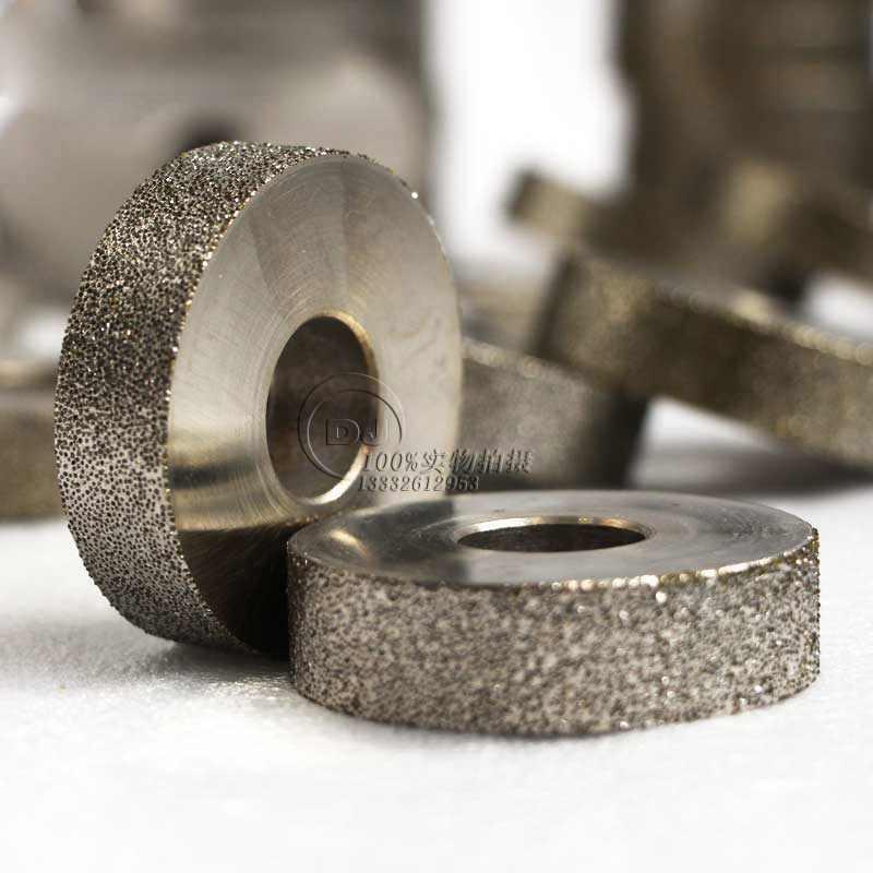 粗砂平行電鍍磨邊輪 5