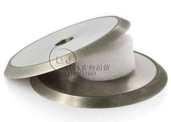 角度成型砂輪 175D*10T*25H*45V*5X SDC200P 4