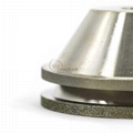 訂做11C9優質合金碗型砂輪 磨刀機鑽石砂輪 32孔 5