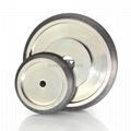 電鍍CBN砂輪成型研磨機械高速