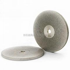 廠家定製1A2電鍍金剛石磨盤 陶瓷玻璃合金研磨盤 高品質鑽石