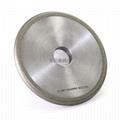 广东成型刀具订制 R5电铸金刚石砂轮 用于精密研磨光学玻璃镜片 3