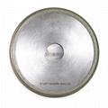 广东成型刀具订制 R5电铸金刚石砂轮 用于精密研磨光学玻璃镜片 2