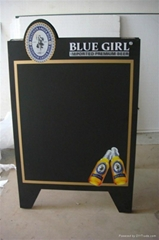 Double Side Promotional Board