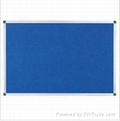 Classical Aluminum Frame Fabric Board