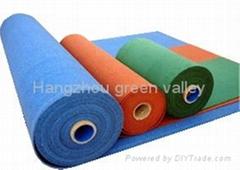 rubber rolls rubber sheet flooring mat