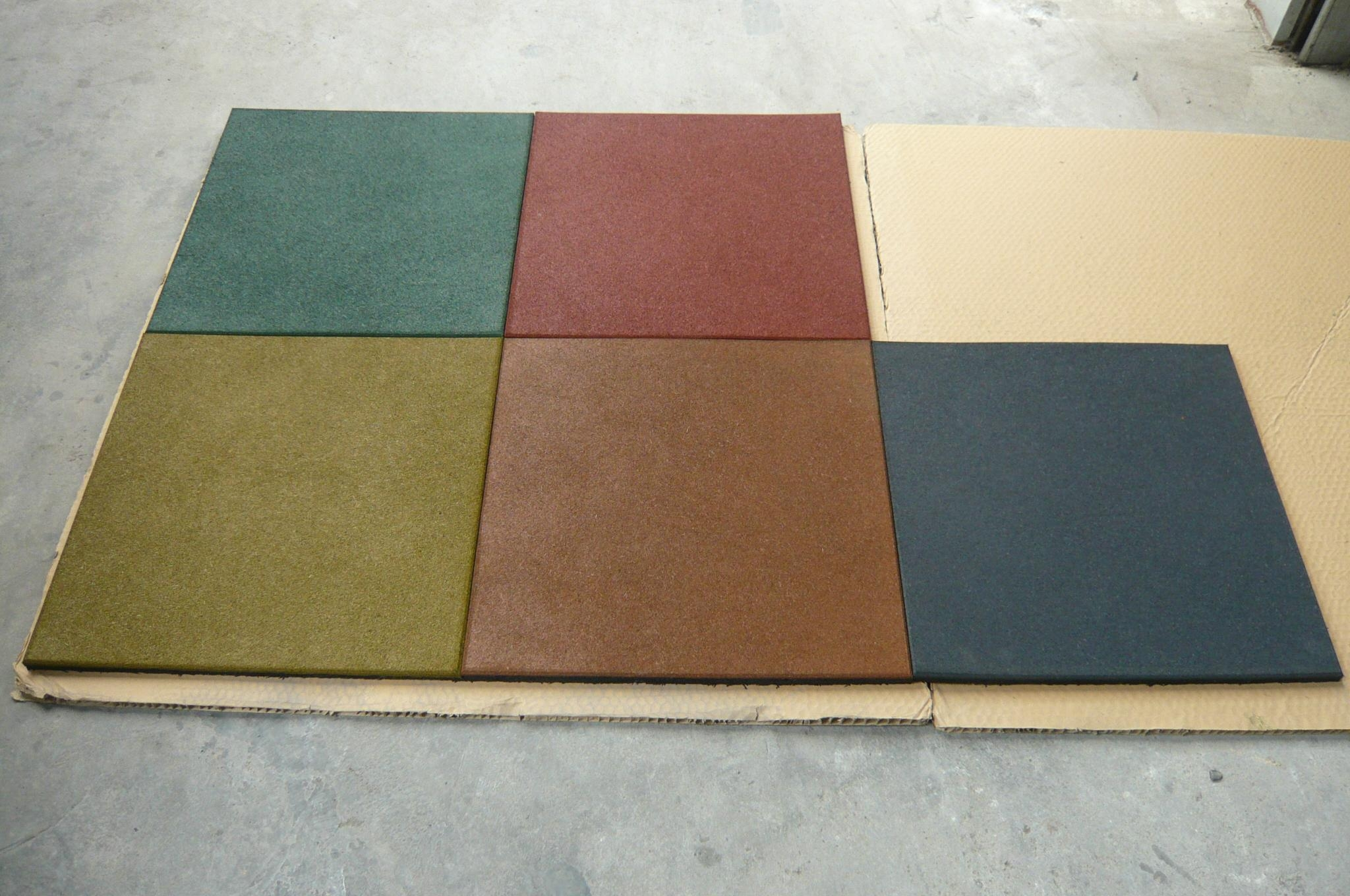sbr rubber mats colorful flooring tile - A-DY-5 - Green-Valley ...