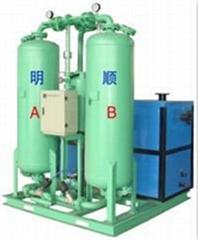 明顺组合式低露点压缩空气干燥机