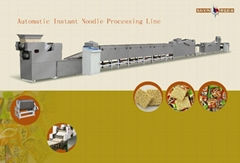 Fully Automatic Instant Noodle Processing Machinery