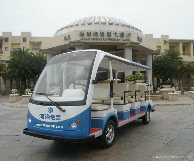 長沙電動觀光車11座 2