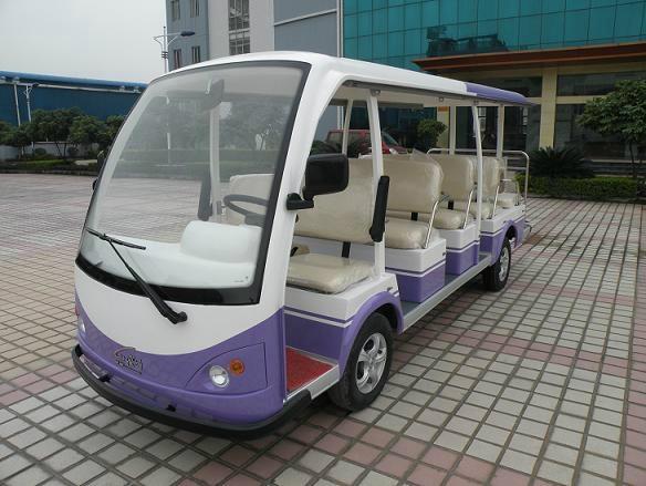 14座長沙電動觀光車 1