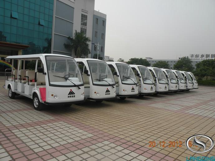 14座長沙電動觀光車 2