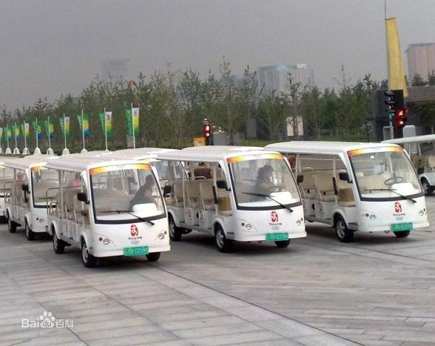14座長沙電動觀光車 3