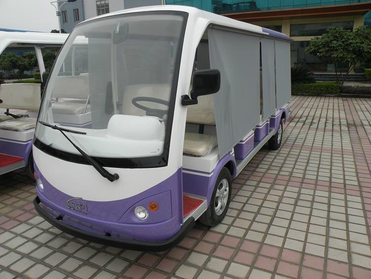 14座长沙电动观光车 4