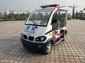 長沙電動巡邏車敞開式