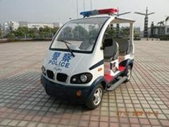 长沙电动巡逻车敞开式