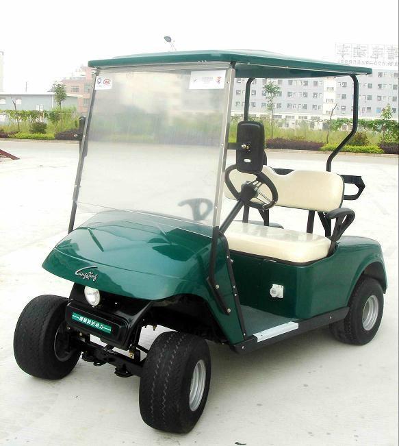2座高爾夫球撿球車 4