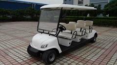 精致小巧电动高尔夫球车