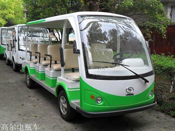 湖南電動觀光車 1