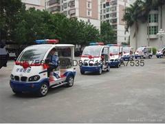 电动警务人员巡逻车