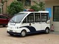 电动警务人员巡逻车 2