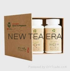 Tea polyphenols tablets Longjing Style Exporting special design Family pakc