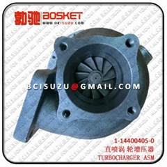 1144004050 Turbocharger For Isuzu 6HK1T