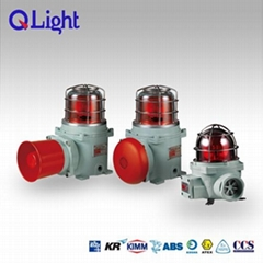 Explosion proof Warning Lights beacons with Horn