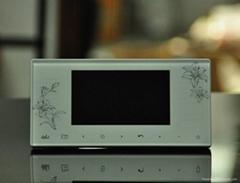 背景音乐系统4.3寸大屏主机无线蓝牙版