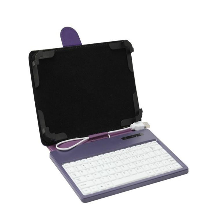 7寸通用硅胶键盘皮套 2