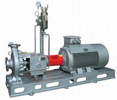 Titanium pump, Brine Pumps for chlorine plants