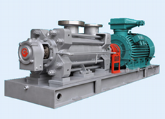 Nickel pumps for caustic soda Plant