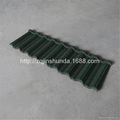 china products stone chip coated roof tiles lightweight roofing