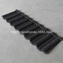 Aluminum zinc alloy roofing tiles for commercial house