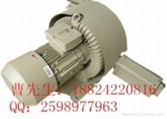 木工雕刻机用HB-6375-7.5KW高压鼓风机