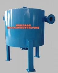 螺旋板式换热器10平方米