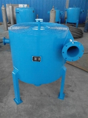 雙誠精品螺旋板式換熱器50平方米