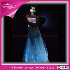 Luminous Long Evening Dress YQ-50