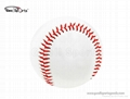9inch pvc leather baseball