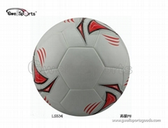 Size #5 Hand Stitched/machine Stitched Pu Football -official Size Soccer Ball