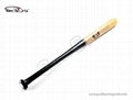 rubber wood baseball bat