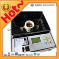 Automatical transformer oil tester, outputing voltage 60kV,80kV and 100kV 2