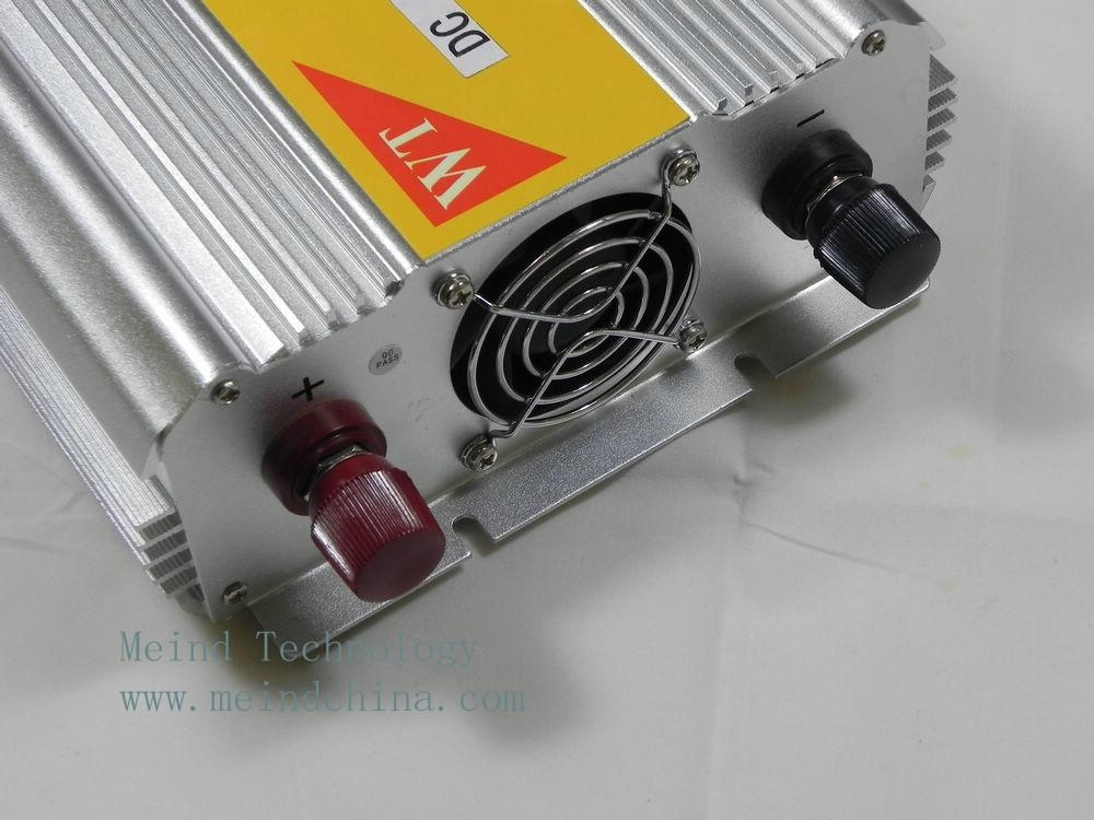 3000W Power Inverter with Charger AC Converter Watt Inverter Power Supply Meind 4