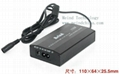 Universal Laptop Adapter Power Supply USB Charger M505A for Netbook